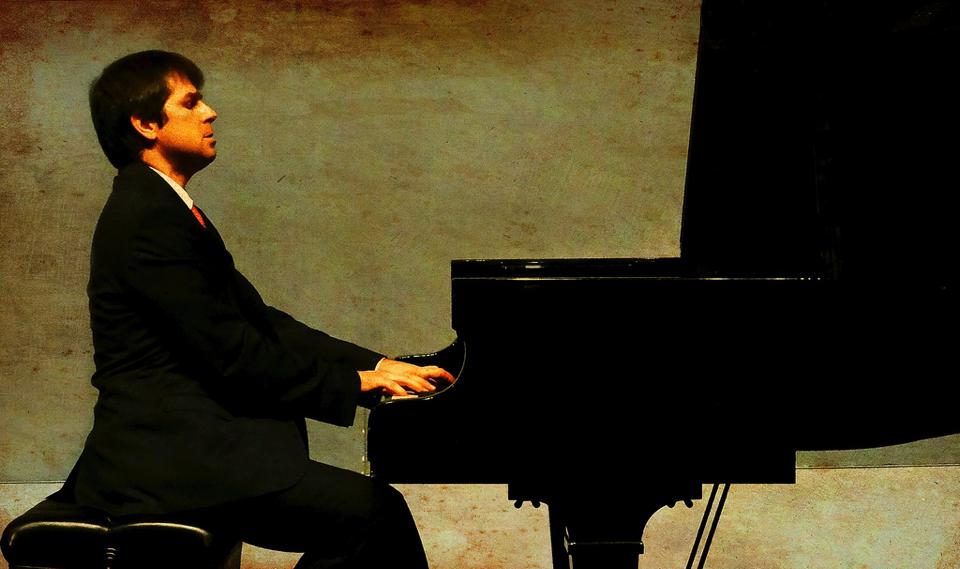 Itay Goren, piano